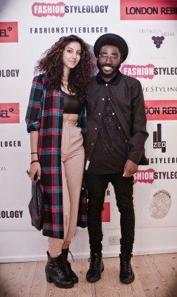 Presentation of the book 'Fashionstyleologer: London Street Fashion'