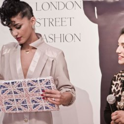 Presentation of the book 'Fashionstyleologer: London Street Fashion'