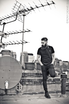 Giulio On the roofs of London